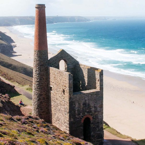 Wheal Coates in St Agnes